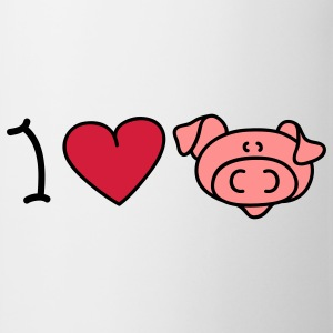 I love pigs Tops - Mok