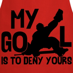 My Goal is to Deny Yours Tee Shirt Enfant - Tablier de cuisine