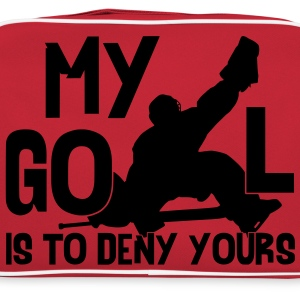 My Goal is to Deny Yours Tee Shirt Enfant - Sac Retro