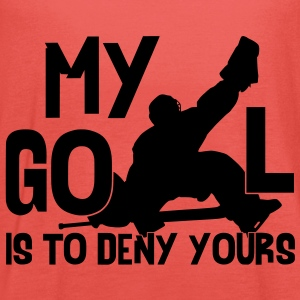 My Goal is to Deny Yours Tee Shirt Enfant - Débardeur Femme marque Bella