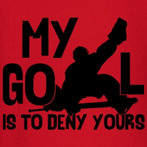 My Goal is to Deny Yours Tee Shirt Enfant - T-shirt manches longues Bébé