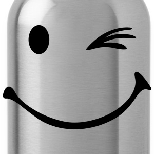 Smiley Tops - Trinkflasche