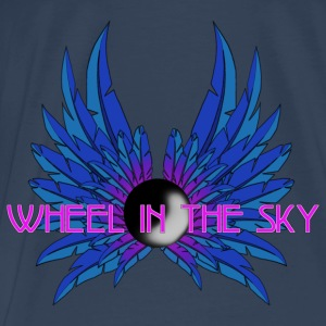 Wheel In The Sky Tops - Men's Premium T-Shirt