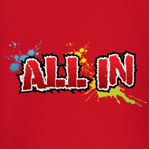 All in Graffiti T-Shirt - Långärmad T-shirt baby