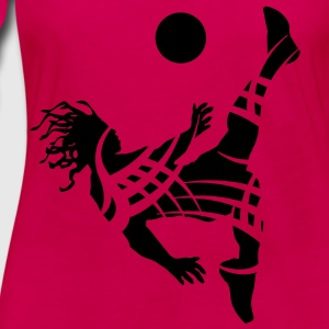Soccer UK - Women's Premium Longsleeve Shirt
