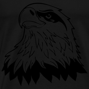 Eagle T-Shirt - Herre premium T-shirt