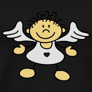 Tousled little angels T-Shirts - Men's Premium T-Shirt