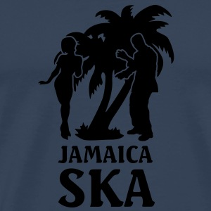 jamaica_ska_dancer_3 Tops - Männer Premium T-Shirt