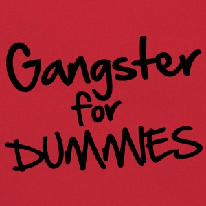 Gangster for Dummies T-shirts - Retro taske