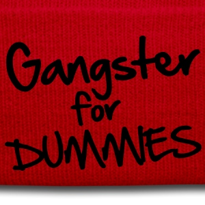 Gangster for Dummies T-shirts - Vintermössa