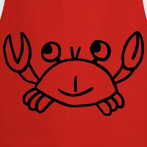 kids crab animal T-shirts - Förkläde