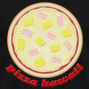 Pizza Hawaii - Männer Premium T-Shirt