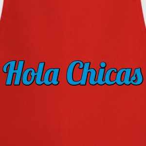 Hola Chicas | Hello Babes | Hallo Girls T-Shirts - Kokkeforkle