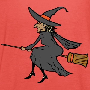 Halloween witch T-Shirts - Women's Tank Top by Bella