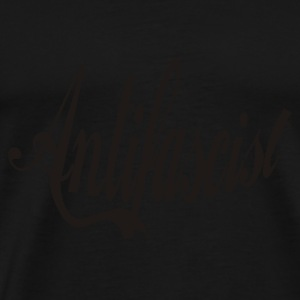 Antifaschist Antifaschismus Antifascist Antiracist Against Racism Tee shirts - T-shirt Premium Homme