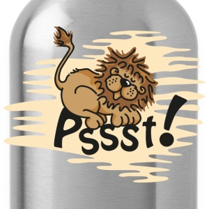 Little sleeping Lion Tops - Drinkfles