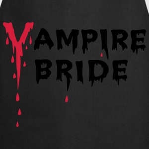 Vampire Bride Tops - Cooking Apron