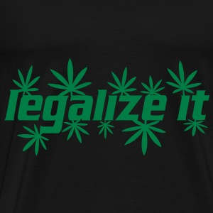 legalize it Tops - Männer Premium T-Shirt