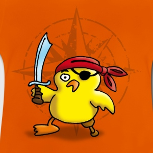 pirate_chick_k Shirts - Baby T-Shirt