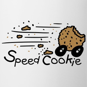 Speed Cookie Tops - Taza
