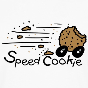 Speed Cookie Topper - Premium langermet T-skjorte for menn