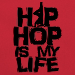 hip hop T-shirts - Retro-tas