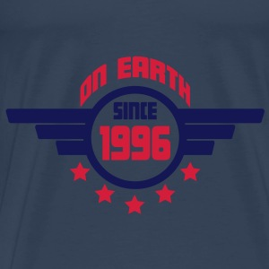1996_on_earth Top - Maglietta Premium da uomo