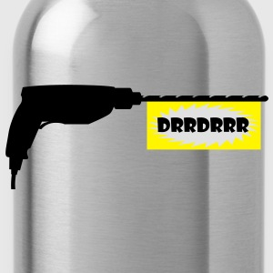 Boor Machine - DRRRRRR T-shirts - Drinkfles