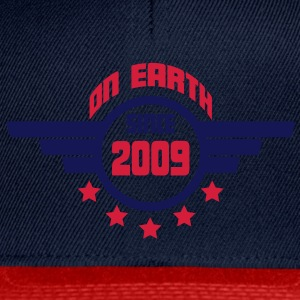 2009_on_earth Toppe - Snapback Cap