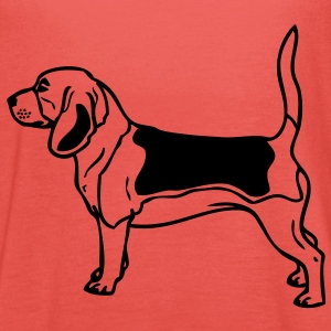 - www.dog-power.nl - CG -  - Camiseta de tirantes mujer, de Bella