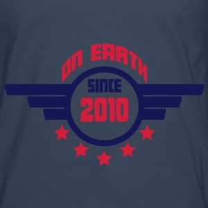 2010_on_earth Toppe - Herre premium T-shirt med lange ærmer