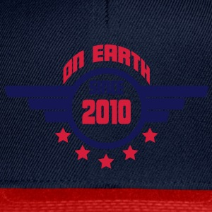 2010_on_earth Toppe - Snapback Cap