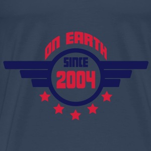 2004_on_earth Toppar - Premium-T-shirt herr