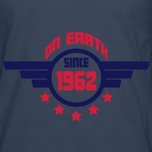 1962_on_earth Tops - Camiseta de manga larga premium hombre