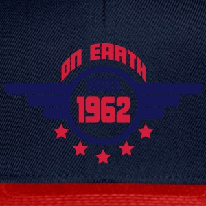 1962_on_earth Tops - Gorra Snapback