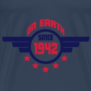 1942_on_earth Toppe - Herre premium T-shirt