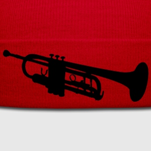music trumpet brass T-shirt bambini - Cappellino invernale