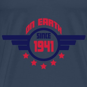 1941_on_earth Toppe - Herre premium T-shirt
