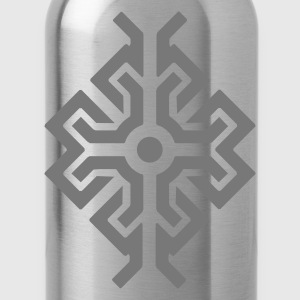 ayahuasca, dmt, psy, goa, psychedelic, urban, magic, magic, Symbol, Alien, UFO, Tops - Water Bottle