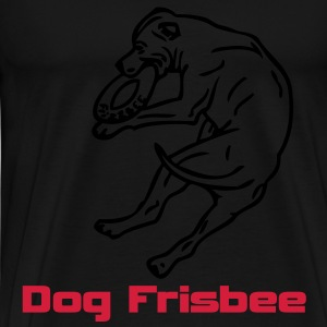 stafffrisbee3 Tops - Men's Premium T-Shirt