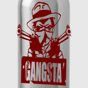 gangster Tops - Water Bottle