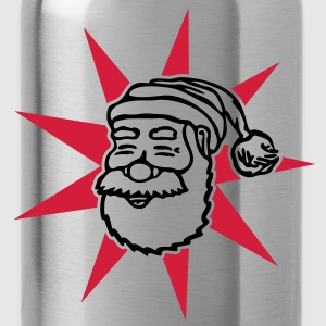Christmas Star - Christmas - Santa Claus - Christ Child - St Nicholas Tops - Water Bottle