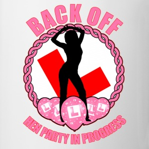 Hen Party: Back Off Tops - Mug