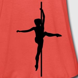 Pole - Dance T-shirts - Vrouwen tank top van Bella