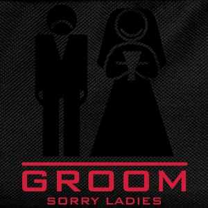 groom - sorry ladies T-Shirts - Kinder Rucksack