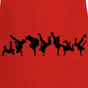 break dance hip hop danseur19 Tee shirts - Tablier de cuisine
