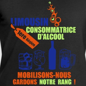 limousin 1ere region alcool2 Tee shirts - Sweat-shirt Homme Stanley & Stella