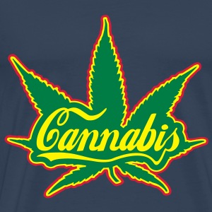 cannabis Tops - Men's Premium T-Shirt