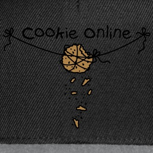 Cookie online T-Shirts - Snapback Cap