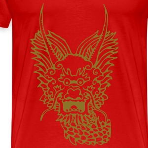CHINESE NEW YEAR OF THE DRAGON MMXII - T-shirt Premium Homme